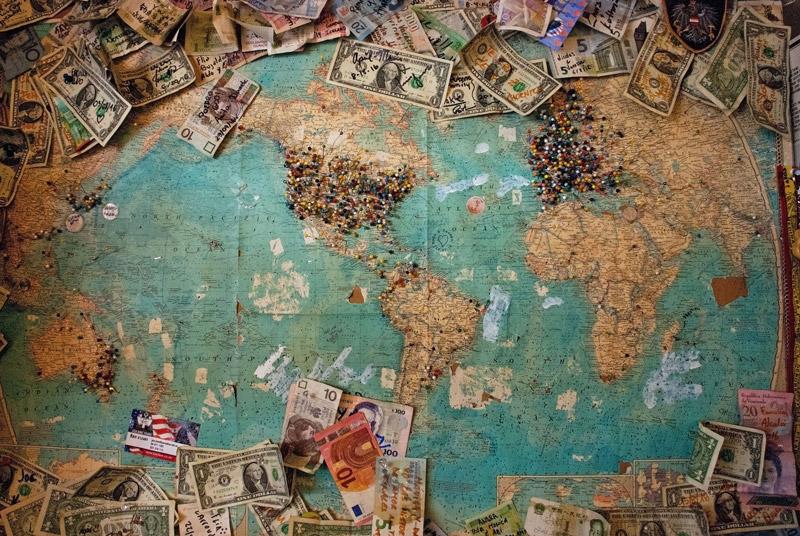 inviare denaro all'estero per lavoro