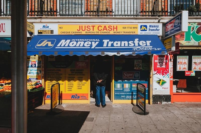 trasferire denaro a livello internazionale