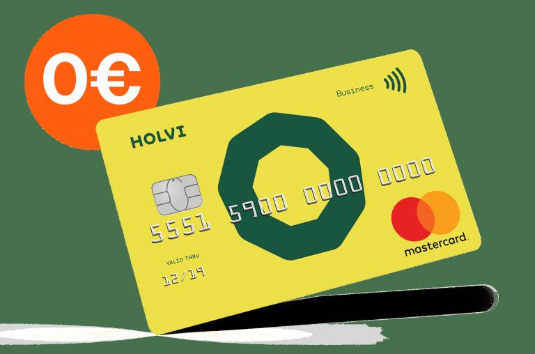 Holvi online banking